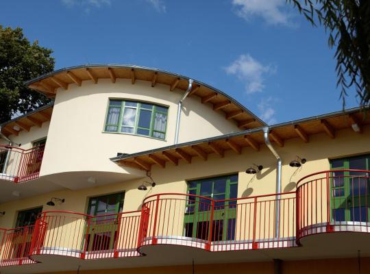 Hotelfotos: Seminar- und Gästehaus Flussbad Gartenstrasse