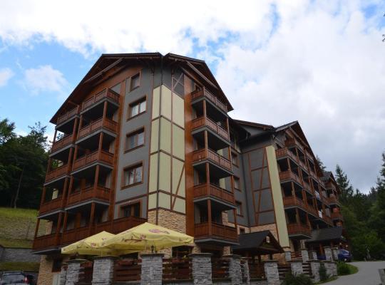 รูปภาพจากโรงแรม: Fatrapark Apartments House 2