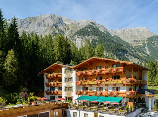 ホテルの写真: Hotel Hubertushof - Ihr Hotel mit Herz