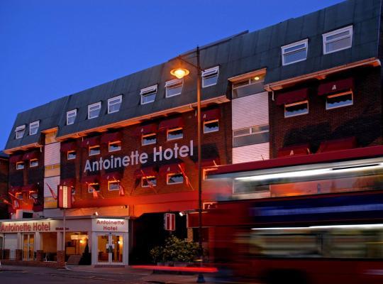 Хотел снимки: Antoinette Hotel Wimbledon
