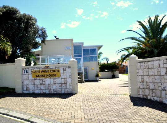 Zdjęcia obiektu: Cape Wine Route Guest House