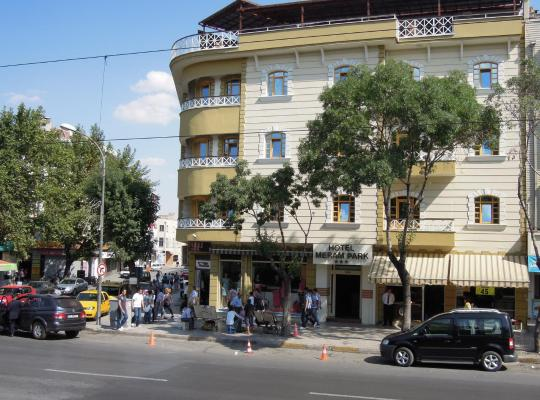 Ảnh khách sạn: Konya Meram Park Hotel