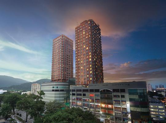 Hotellet fotos: Berjaya Penang Hotel