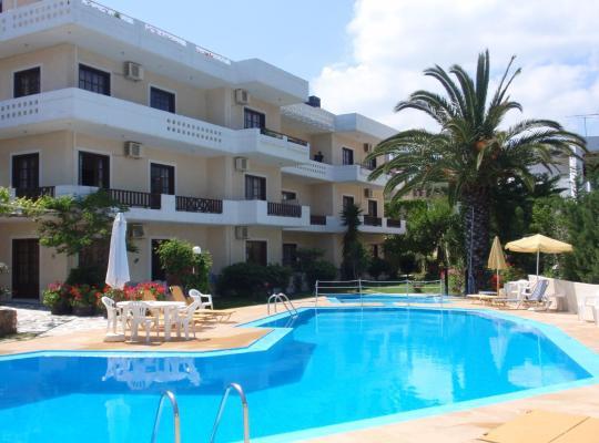 Hotellet fotos: Alexandros Studios