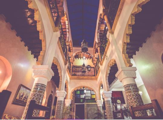 Otel fotoğrafları: Riad Dar Alia