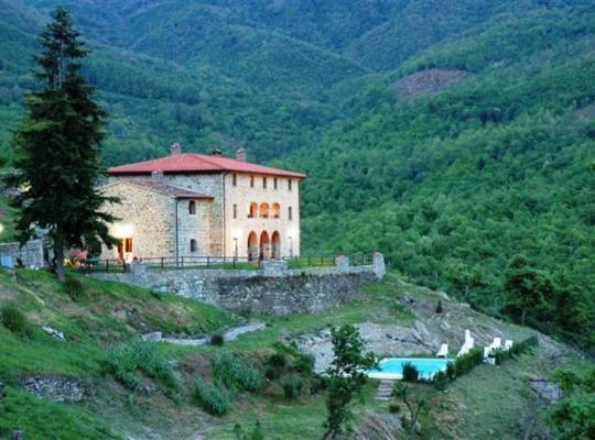 Fotos do Hotel: Agriturismo Casentino
