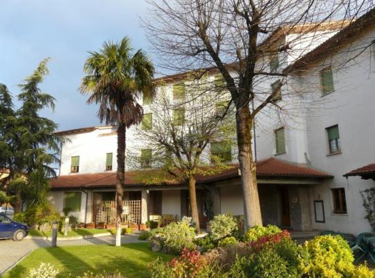 Képek: Hotel La Piccola Stazione
