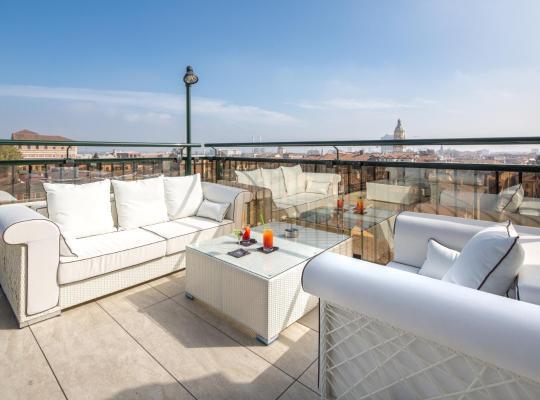 Photos de l'hôtel: Grande Albergo Roma