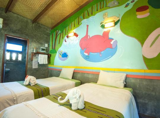 Хотел снимки: Baan Chokdee Pai Resort
