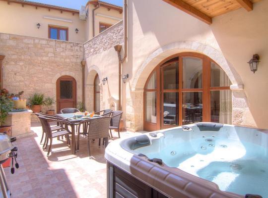 Hotellet fotos: Askoutsi Manor
