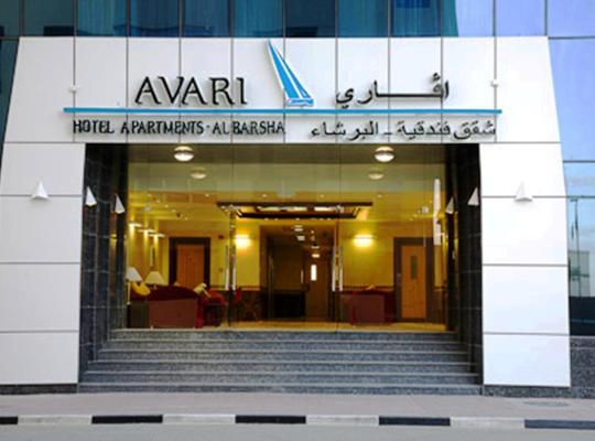Viesnīcas bildes: Avari Hotel Apartments - Al Barsha