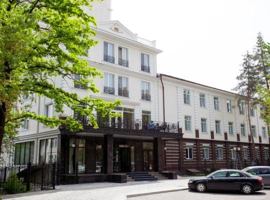 酒店照片: Park Hotel Bishkek