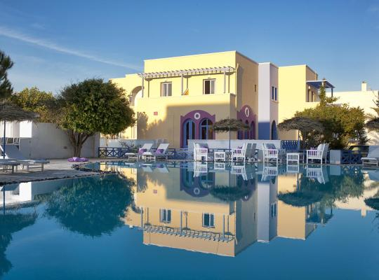 Képek: Acqua Vatos Santorini Hotel