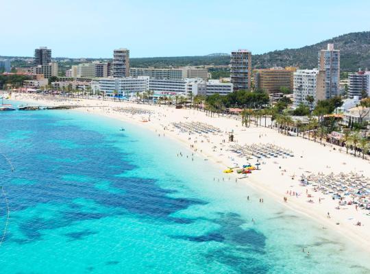Φωτογραφίες του ξενοδοχείου: HSM Sandalo Beach