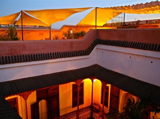 होटल तस्वीरें: Riad Djebel
