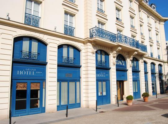 Hotel photos: Résidence du Grand Hôtel