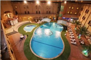 ホテルの写真: Majan Continental Hotel
