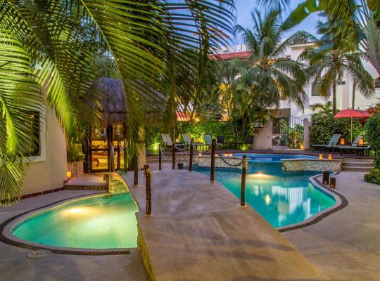 Fotos do Hotel: Hotel Riviera Del Sol