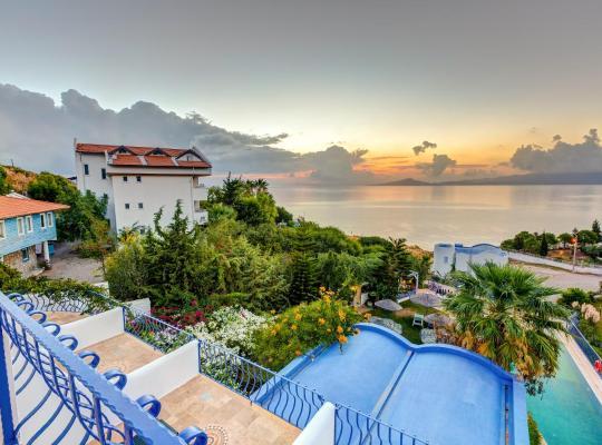 酒店照片: Datca Villa Asina