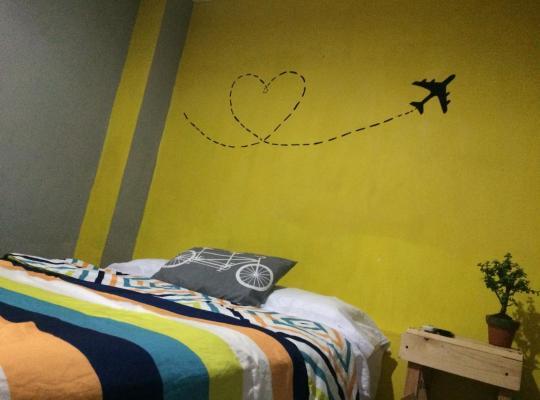 Φωτογραφίες του ξενοδοχείου: Bajas Cactus Hostel