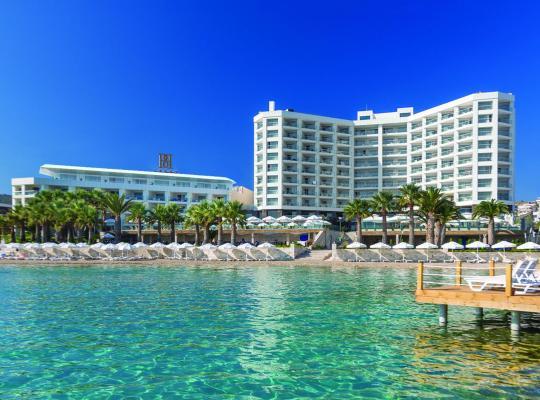 Viesnīcas bildes: Boyalik Beach Hotel & Spa Cesme
