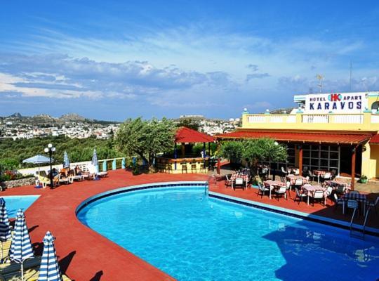 Hotel Valokuvat: Karavos Hotel Apartments