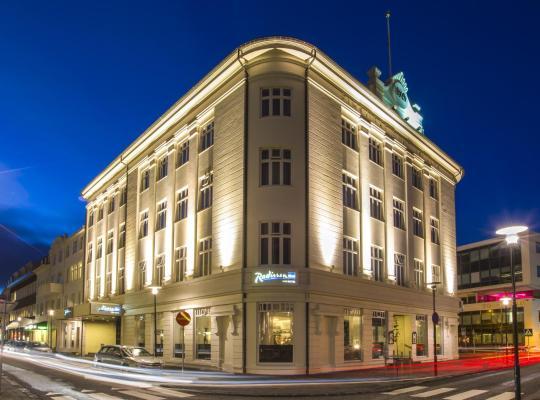 Фотографії готелю: Radisson Blu 1919 Hotel, Reykjavík