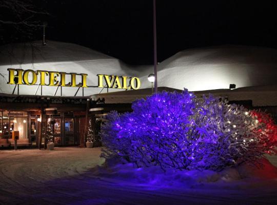 Hotel fotografií: Hotel Ivalo