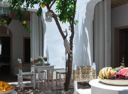 होटल तस्वीरें: Riad Les Orangers D'alilia