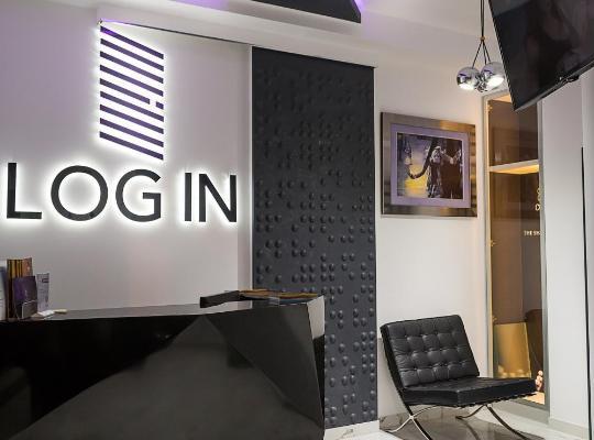 Hotel foto 's: Log In Rooms