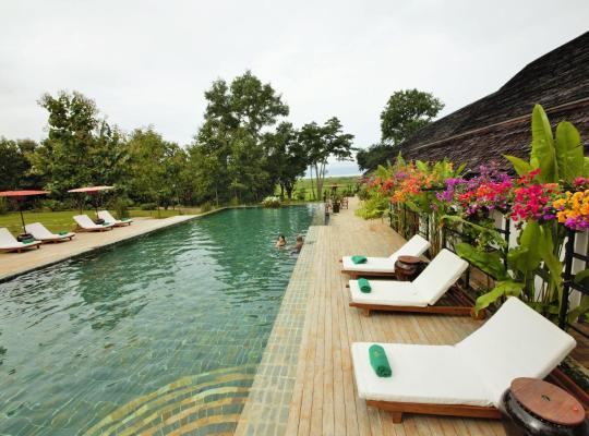 酒店照片: Villa Inle Boutique Resort