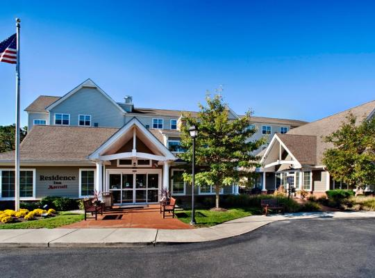 Фотографії готелю: Residence Inn by Marriott Atlantic City Airport Egg Harbor Township