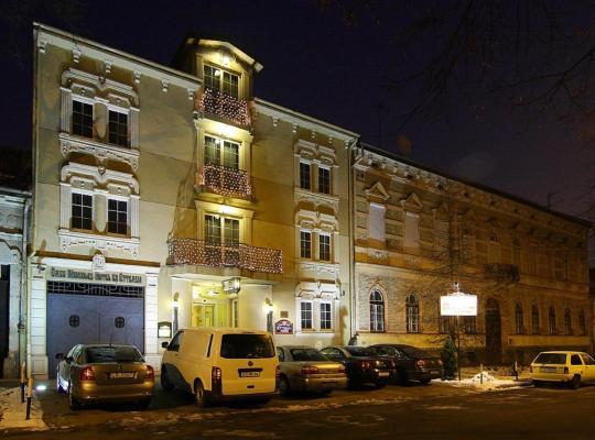 호텔 사진: Öreg Miskolcz Hotel