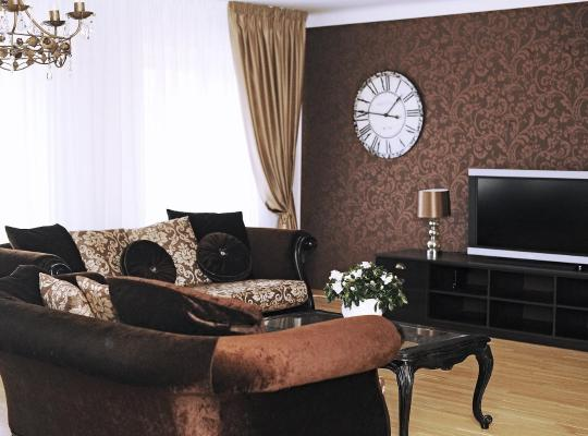 Képek: Jablonskio street apartment