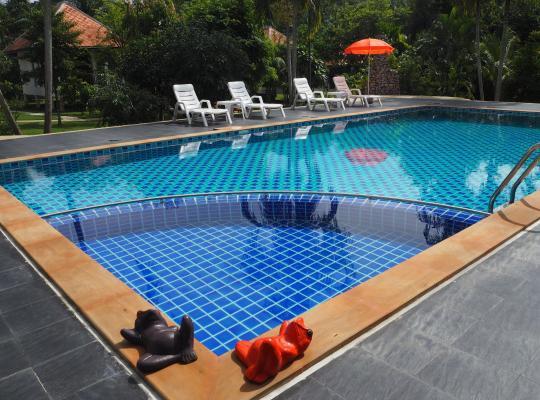 ホテルの写真: Supsangdao Resort