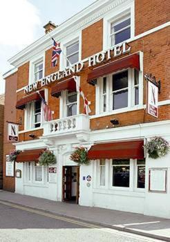 Fotos de Hotel: The New England Hotel