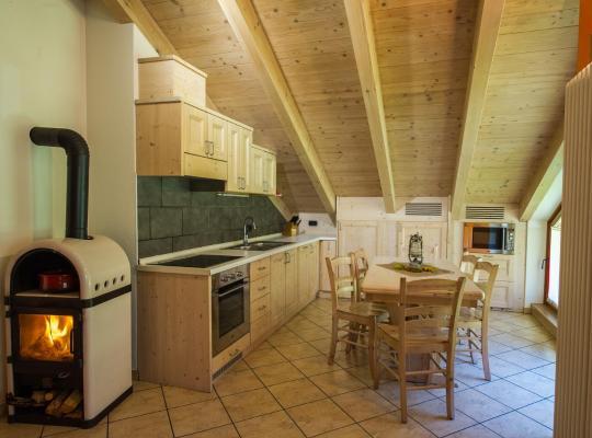 होटल तस्वीरें: Chalet La Rugiada