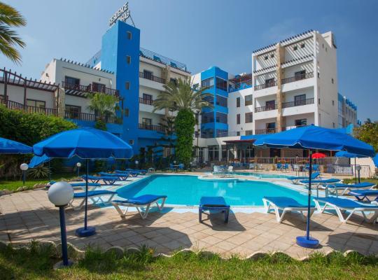Хотел снимки: Hotel Residence Rihab