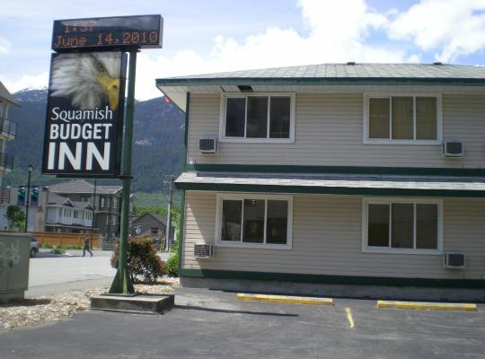 호텔 사진: Squamish Budget Inn