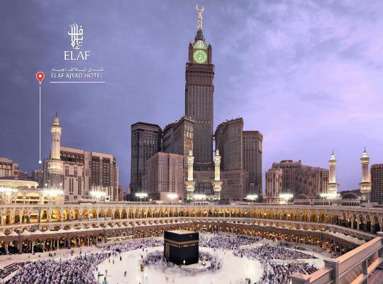 Képek: Elaf Ajyad Hotel Makkah
