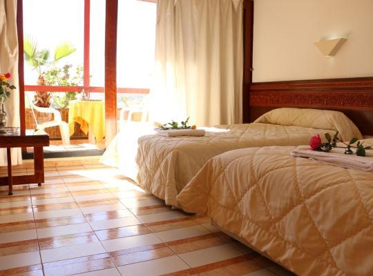 Хотел снимки: Sidi Harazem