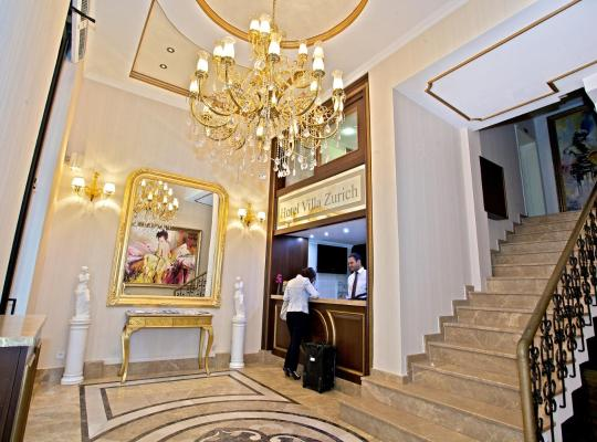 Фотографии гостиницы: Hotel Villa Zurich