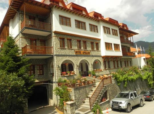 Otel fotoğrafları: Hotel Apollon