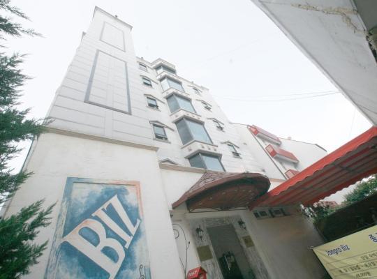 ホテルの写真: Hotel Biz Jongro - Insa-Dong