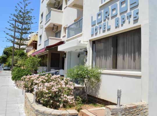 Фотографии гостиницы: Lordos Hotel Apts Limassol