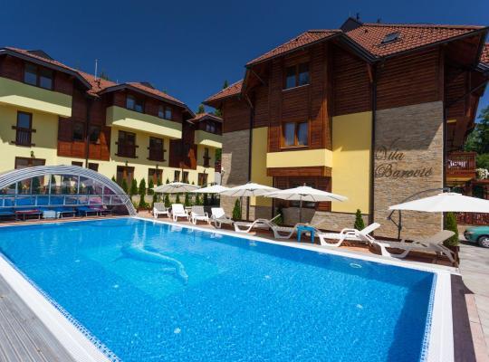 ホテルの写真: Vila Barović and Spa
