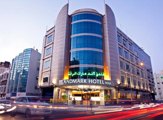 Viesnīcas bildes: Landmark Riqqa Hotel