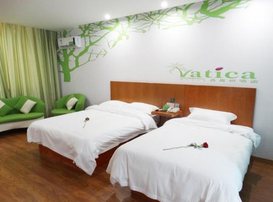 Хотел снимки: Vatica HuNan YueYang Yueyanglou District Dongmaoling Walking Street North Fu Road Hotel