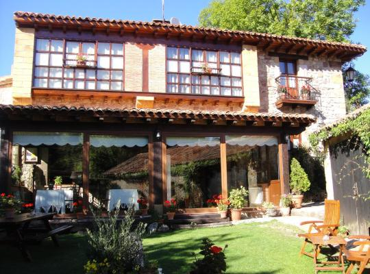 Hotel fotografií: Posada Rural Fontibre