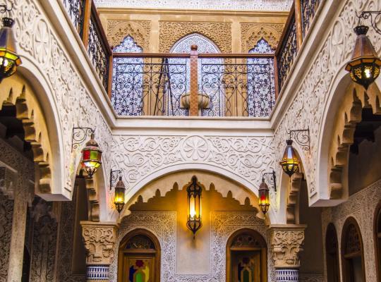Otel fotoğrafları: Riad Sidi Fatah